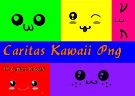 imagenes de caritas kawai caritas kawaii png by sakityler on deviantart