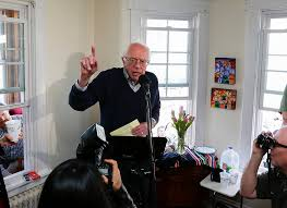 bernie sanders house in vermont in a few days sanders caign has raised over 2 million in small