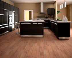 Kitchen Floor Tile Ideas by Wood Look Ceramic Tile Countertop Roselawnlutheran