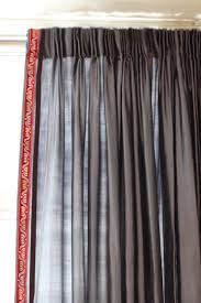 how to make easy u0026 stylish pinch pleats for your drapes kirtsy