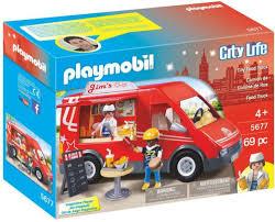 playmobile cuisine playmobil food truck 4008789056771 item barnes noble