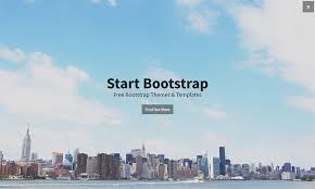 all free bootstrap themes templates start bootstrap