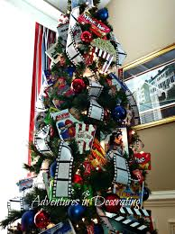 adventures in decorating movie themed christmas tree i love it