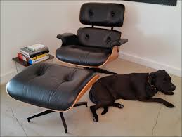 furniture awesome eames chair and ottoman original eames lounge