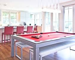 Pool Table Converts To Dining Table by Dining Table View In Gallery Convert Dining Room Table Into Pool
