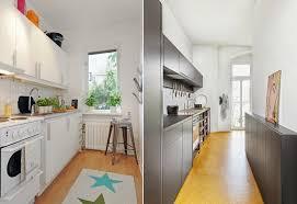 cuisine longueur comment aménager une cuisine en longueur suite encore 30