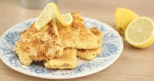 recette cuisine az recette poisson pané