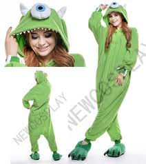 monsters inc mike halloween costumes online get cheap mike wazowski costume aliexpress com alibaba group