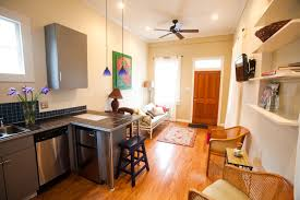 Low Cost Tiny House Gallery Tiny Shotgun Cottage In New Orleans Small House Bliss