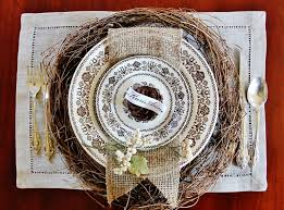 rustic table setting ideas thanksgiving table setting ideas rustic table thistlewood farm