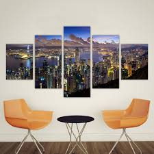 online buy wholesale hongkong landscape painting from china