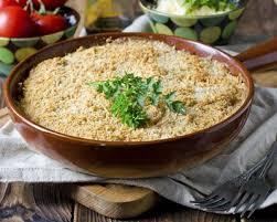 cuisine az com recette crumble de chou fleur facile rapide