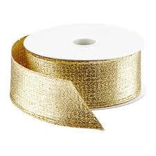 metallic gold ribbon metallic gold ribbon the container store