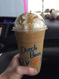 4 out of 5 for yummy goodness not too bad on values dutch bros