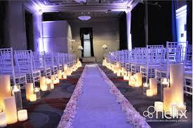 wedding aisle ideas wedding aisle decor ceremony decor helix candles