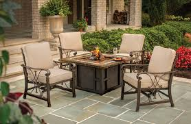 Garden Table And Chairs With Fire Pit Fire Tables U0026 Furniture The Tub Factory