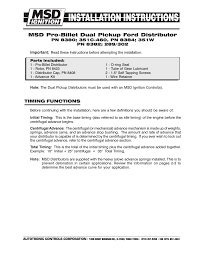 msd 8354 wiring diagrams msd 8354 instructions u2022 sharedw org