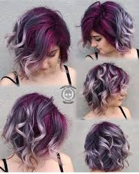 how to get gorgeous salt and pepper hair gorgeous colorful hair deep purple lavender silver gray hair
