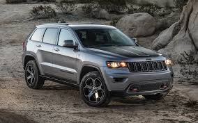 rhino jeep grand cherokee trailhawk 2017 jeep cherokee trailhawk news reviews msrp ratings with