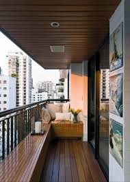 Ideas To Decorate Home Cool Idea To Decorating A Small Balcony Home Pinterest