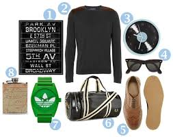 with shopcade gift guide for him in the
