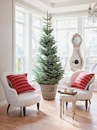interesting christmas trees for small spaces 30 on modern