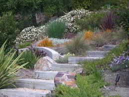 Landscaping Ideas Backyard Steep Slope Best Backyard Design Easy - Best backyard design