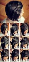 Simple And Easy Hairstyles For Office by Half Up Hairstyles For Short Hair Hacks Tutorials Easy Prom