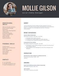 resume design minimalist room wallpaper charcoal and pink photo minimalist resume templates by canva