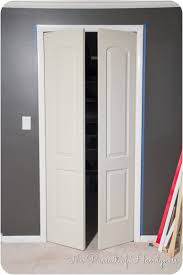 Closet Door Opening Pivot Closet Door Design And Ideas