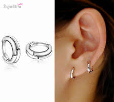 huggie earrings huggie earrings ebay