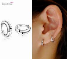 huggie earring huggie earrings ebay