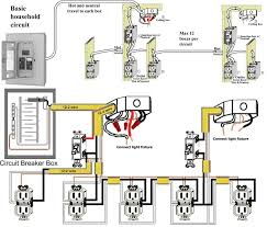 simple electrical wiring diagrams to basic house throughout diagram