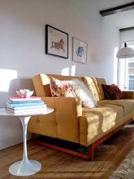 tulip side table knock off blog madison modern home