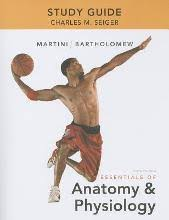 Anatomy And Physiology Study Tools Visual Anatomy U0026 Physiology Frederic H Martini 9780321918949