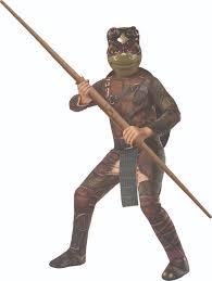 Kids Ninja Halloween Costume Kids Ninja Turtles Donatello Boys Costume 24 99 Costume Land