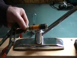 how to repair leaky kitchen faucet how to repair a leaky kitchen faucet cartridge single lever
