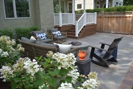 how to secure the stone ring around your fire pit create a