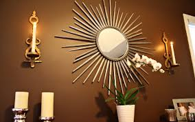 Mirrored Wall Decor by Decorative Mirrors Asia Pacific Impex
