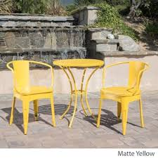 Yellow Patio Chairs Yellow Patio Furniture Outdoor Seating Dining For Less