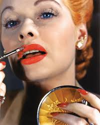 Lucille Ball No Makeup by Hollywood In Vivid Kodachrome Vanity Fair