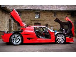 ferrari dealership inside ferrari f50 supercar supercars net