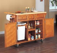 kitchen island with trash bin kitchen island with garbage bin it guide me
