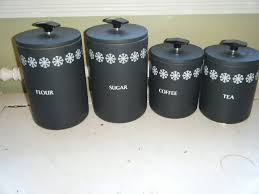 yellow kitchen canister set uncategories airtight kitchen canisters chalkboard canisters