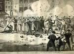 6th Mass Volunteer Militia at Baltimore Pratt Street Riot