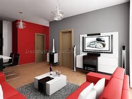 Grey Home Interiors Grey And Red Living Room Ideas Boncville Com