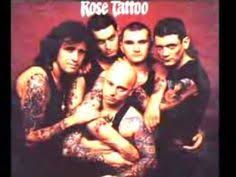 rose tattoo bad boy for love youtube aussie rock music