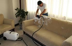 nettoyeur vapeur canapé comment nettoyer un canapé zelfaanhetwerk