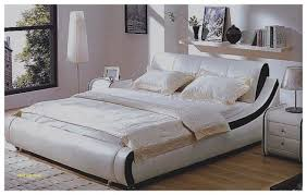 storage bed unique leather bed frames with storage leather bed