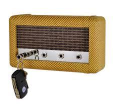 key holder wall guitar amp wall mounted key holder tweed combo u2013 droplight